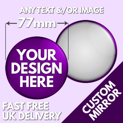77mm Pocket Mirrors