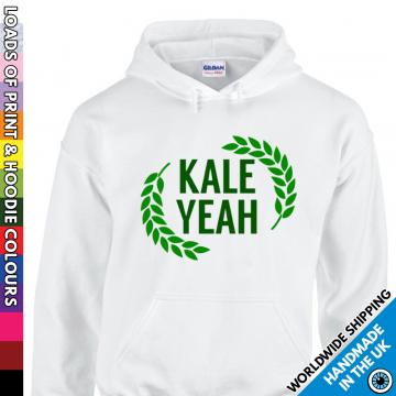 Adult Kale Yeah Hoodie