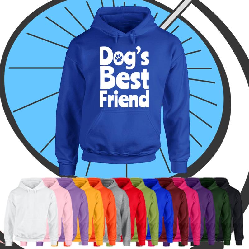 Adults Dogs Best Friend Hoodie