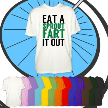 Kids Fart It Out T Shirt