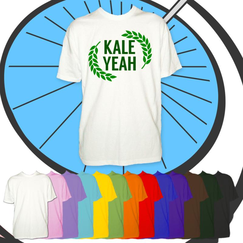 Kids Kale Yeah T Shirt