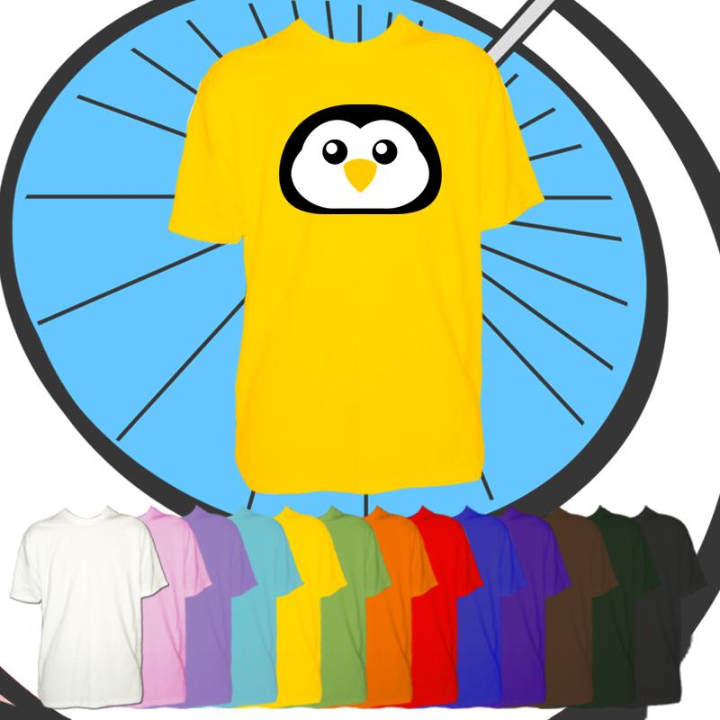 Kids Penguin T Shirt