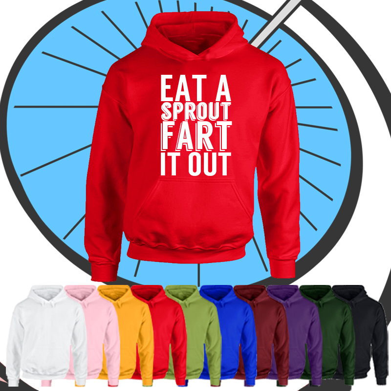 Kids Fart It Out Hoodie