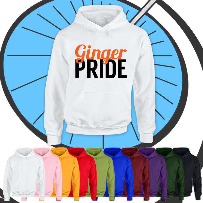 Kids Ginger Pride Hoodie