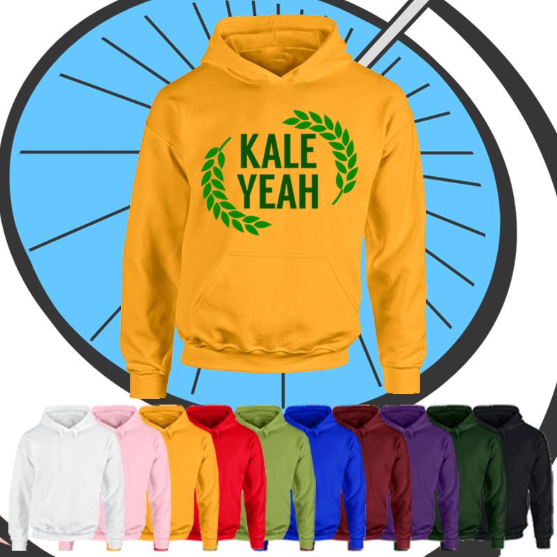 Kids Kale Yeah Hoodie