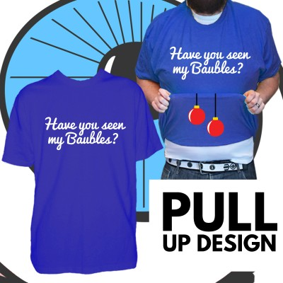 Mens Baubles T Shirt