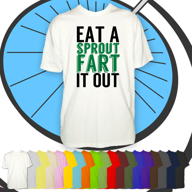 Mens Fart It Out T Shirt