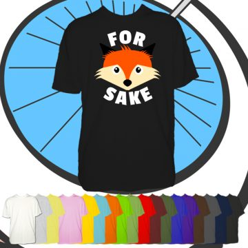 Mens For Fox Sake T Shirt