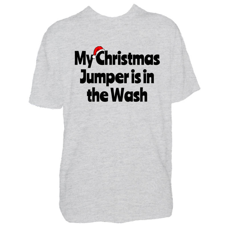 Kids Christmas In The Wash T Shirt ⋆