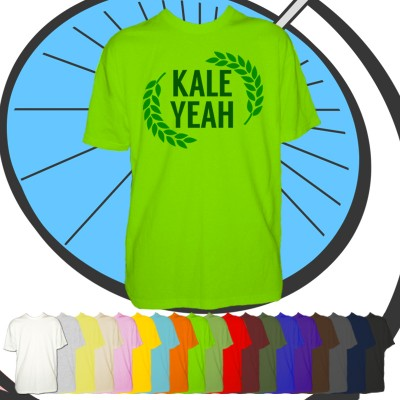Mens Kale Yeah T Shirt