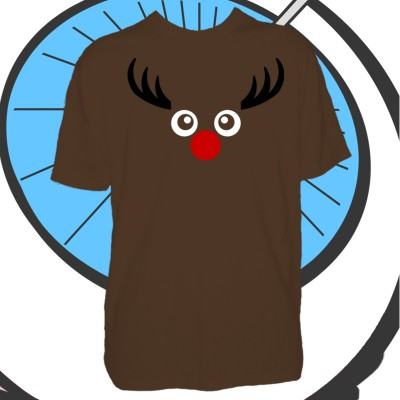 Mens Reindeer T Shirts