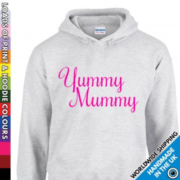 Ladies Yummy Mummy Hoodie