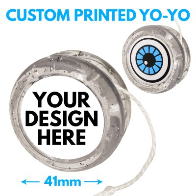 custom printed yoyo
