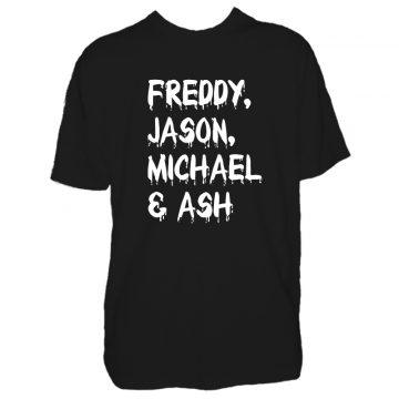 Halloween Legends Mens T-Shirt