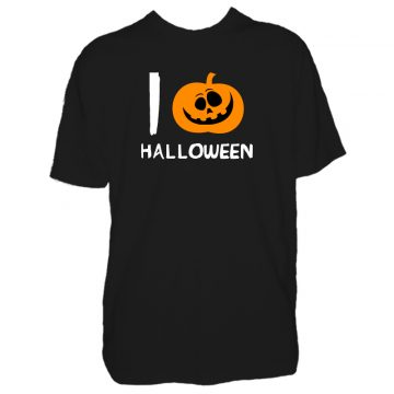 I Heart Halloween Mens T-SHirt