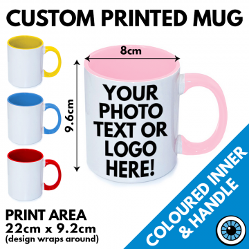 Custom Color Mug