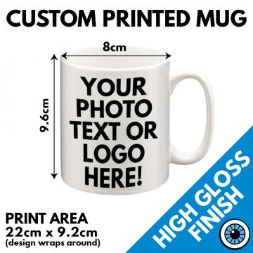 Premium White Mugs
