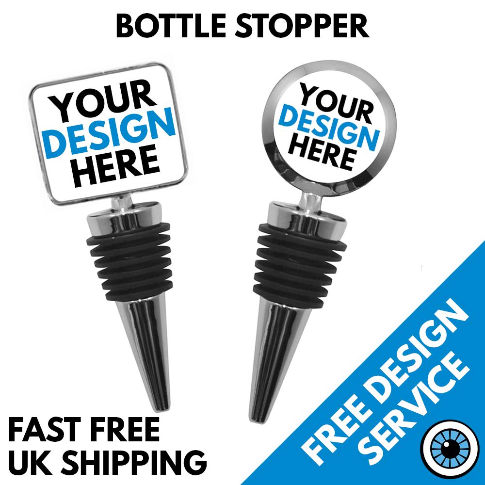 Custom Printed Bottle Stopper