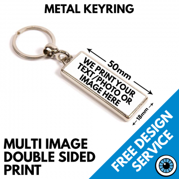 metal keyring