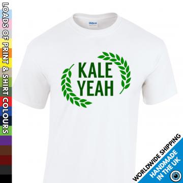 Mens Kale Yeah T Shirt