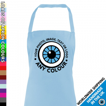 Adults Custom Printed Apron