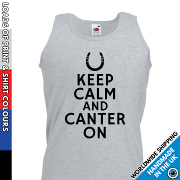 mens canter on