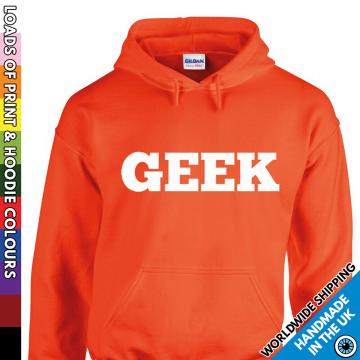 Kids Geek Hoodie
