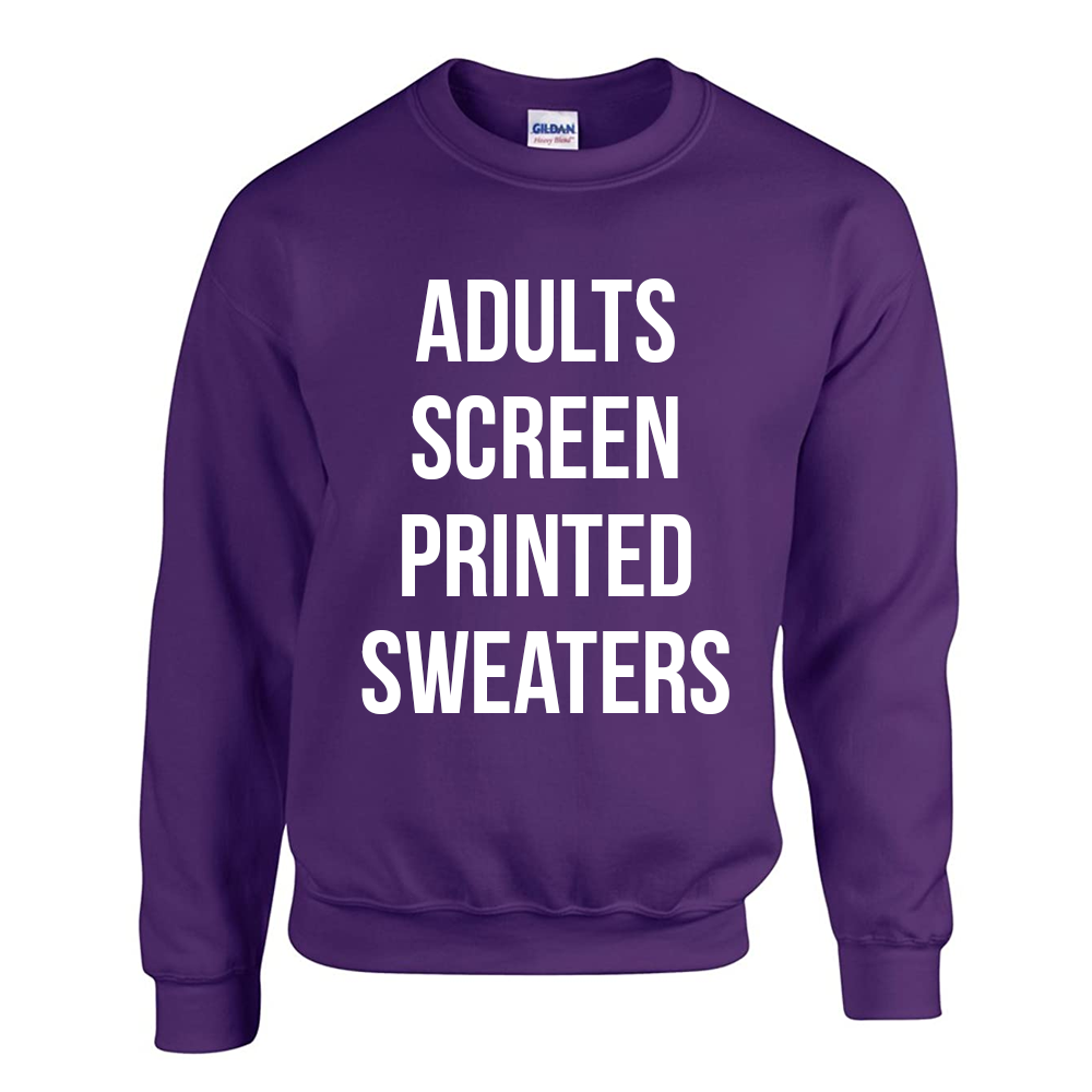adults sweaters
